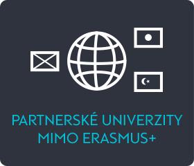 Partnerské univerzity mimo Erasmus +