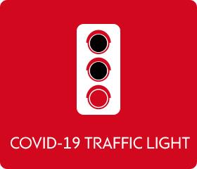 COVID-19 traffic light - 1