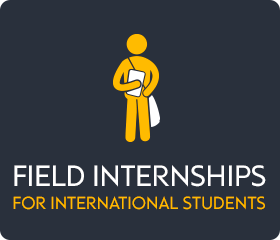 Field internships for international students