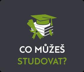 Co můžeš studovat?