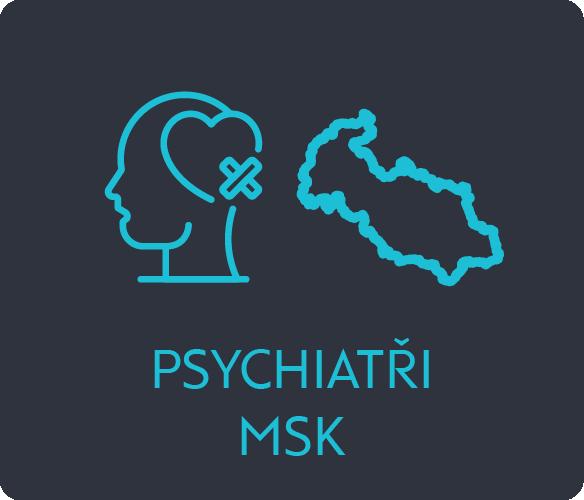 Psychiatři MSK