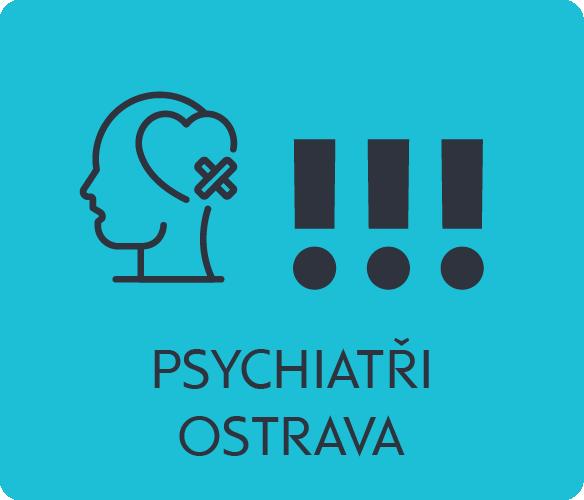 Psychiatři Ostrava