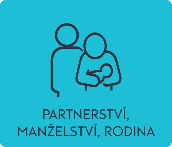 Partnerství, manželství, rodina