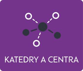 Katedry a centra FF