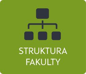 PřF - struktura fakulty