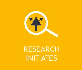 Research initiates