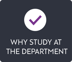 Why Study at the Department