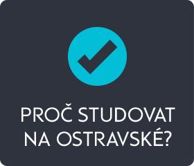 Proč studovat na Ostravské?
