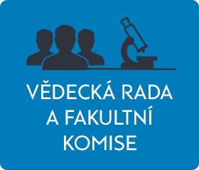 Vědecká rada a komise
