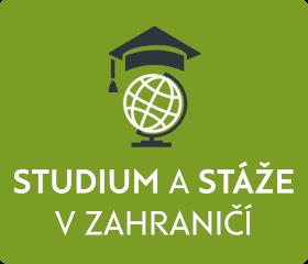 Studium a stáže v zahraničí