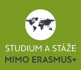 Studium a stáže Mimo Erasmus+
