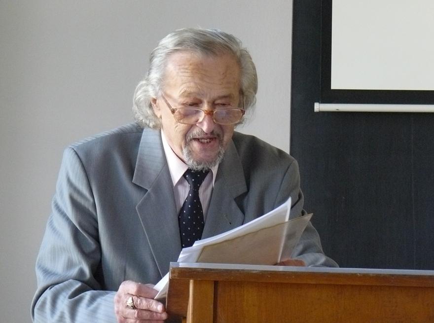 Prof. PhDr. Lubomír Bartoš, CSc.