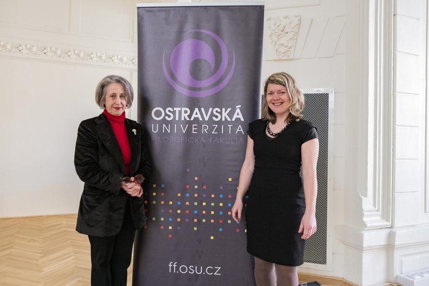 Manuela Franco aMariana Kunešová | Foto: Jana Hájková