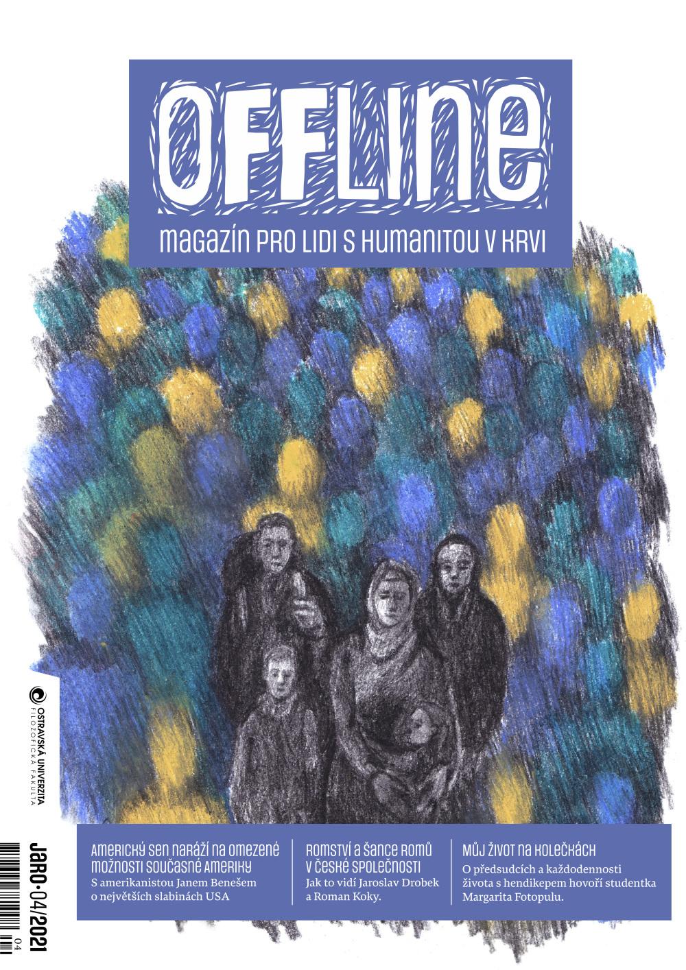 OFFline - magazín olidech apro lidi shumanitou vkrvi