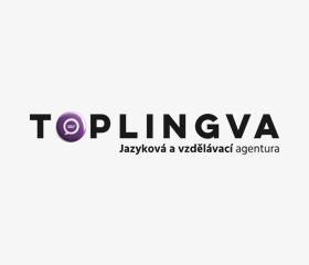 TOPLINGVA Jazyková avzdělávací agentura