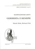 Matematické listy Gerberta zRemeše