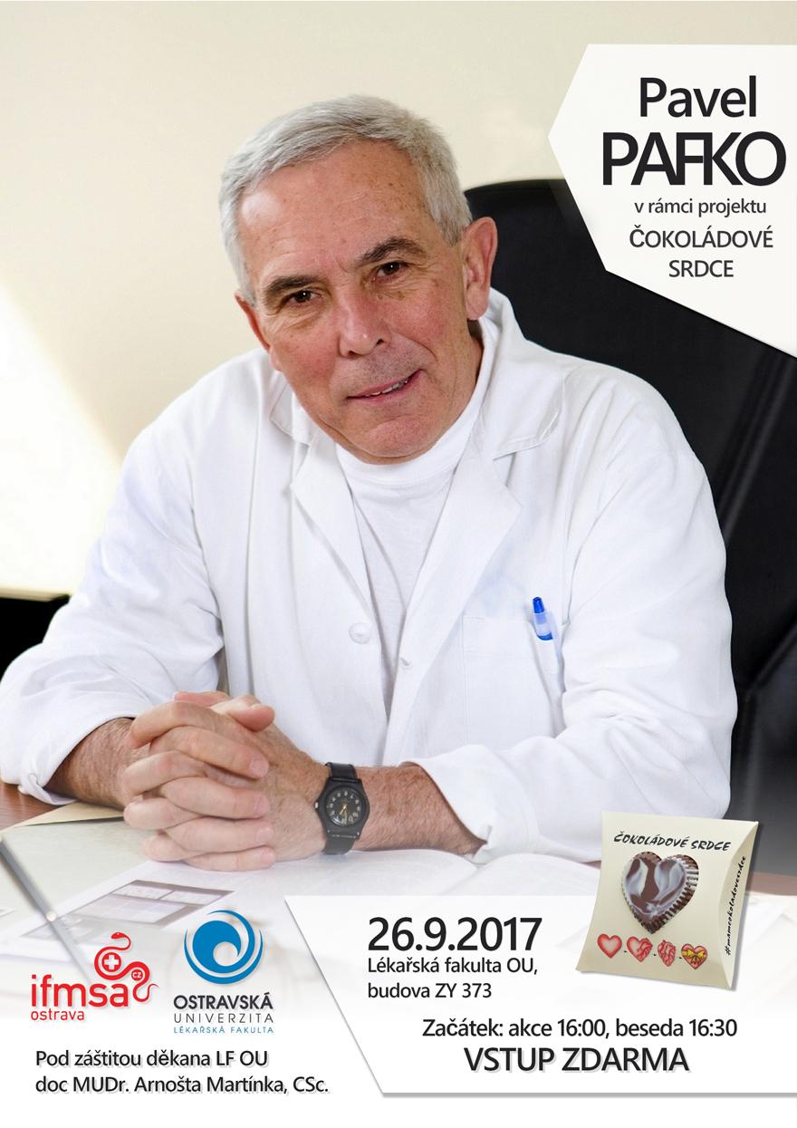 prof. MUDr. Pavel Pafko, DrSc.