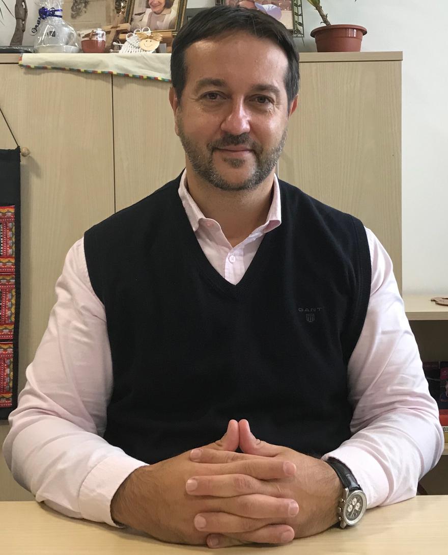 Rastislav Maďar, děkan Lékařské fakulty Ostravské univerzity