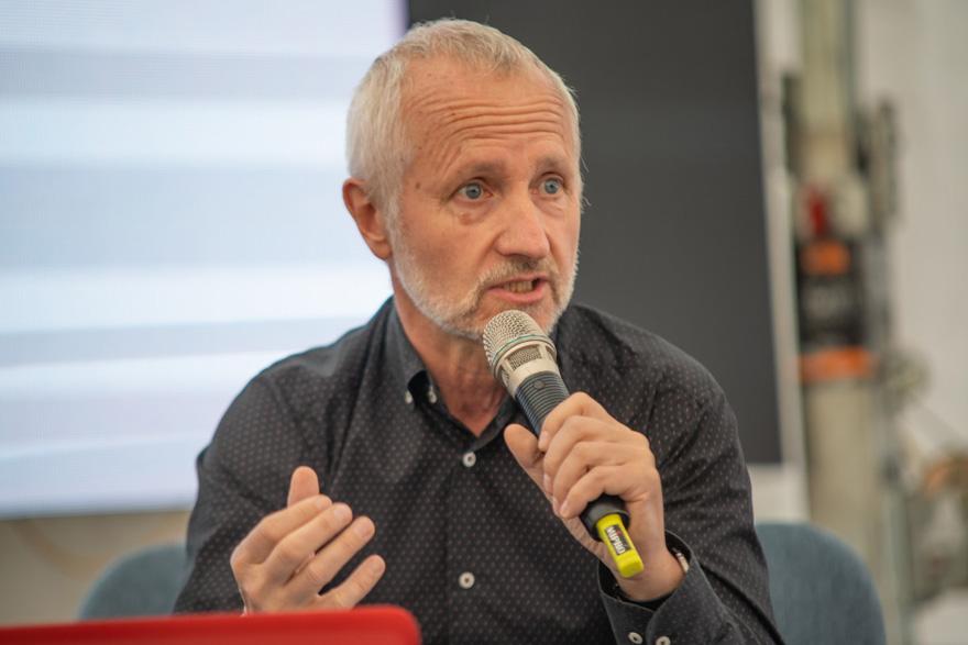 Professor Pavel Ševčík