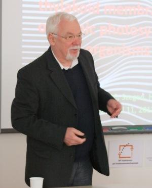 Prof. Gyözö Garab, PhD, DSc