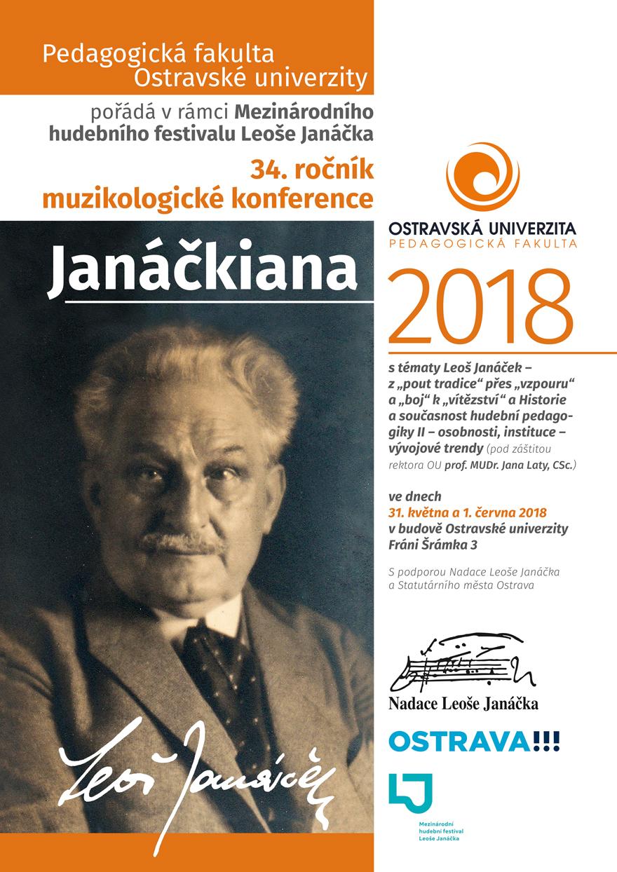 Janáčkiana 2018
