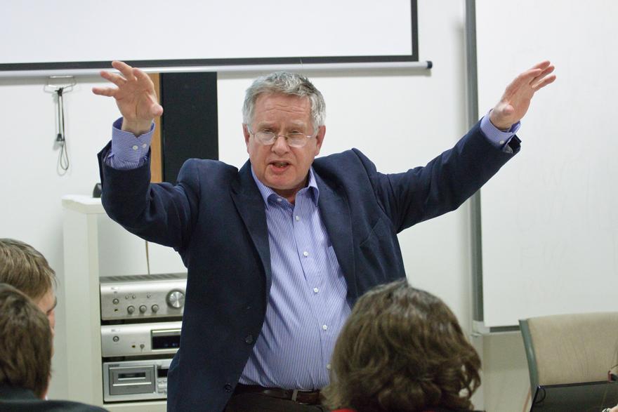 prof.John Tyrrell