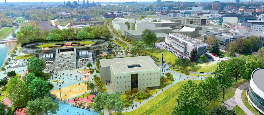 New university campus planned