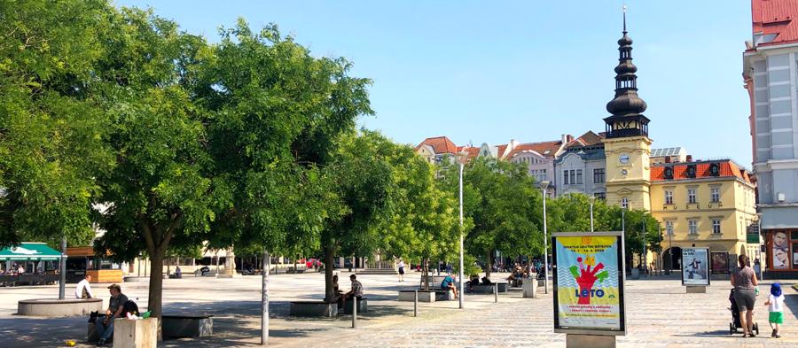 Naši geografové si posvítili narozvoj centra Ostravy