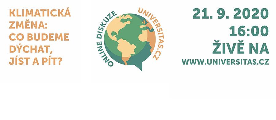 Univerzita bude hostit diskuzi sodborníky ozměně klimatu