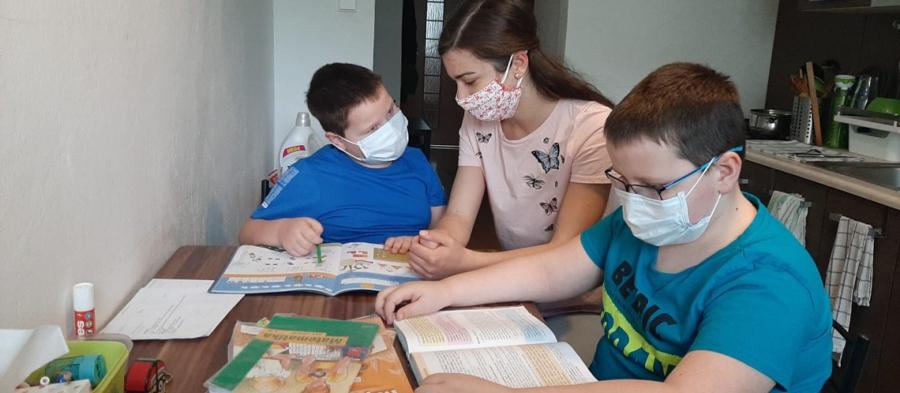 Doučování žáků ZŠ studenty Pedagogické fakulty