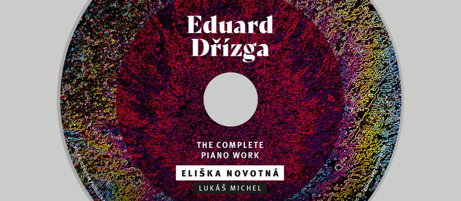 Právě vyšlo CD: Eduard Dřízga – Thecoplete piano work