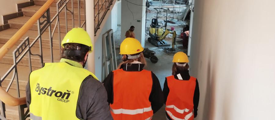 LF zahájila výstavbu simulačního centra
