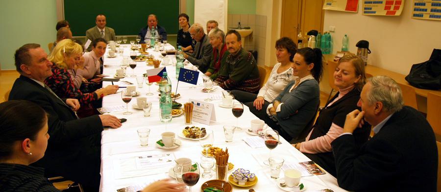 Setkání kateder matematiky pedagogických fakult moravských univerzit