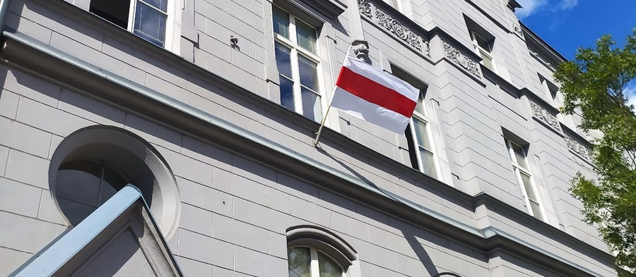 The University of Ostrava supports Belarusian students