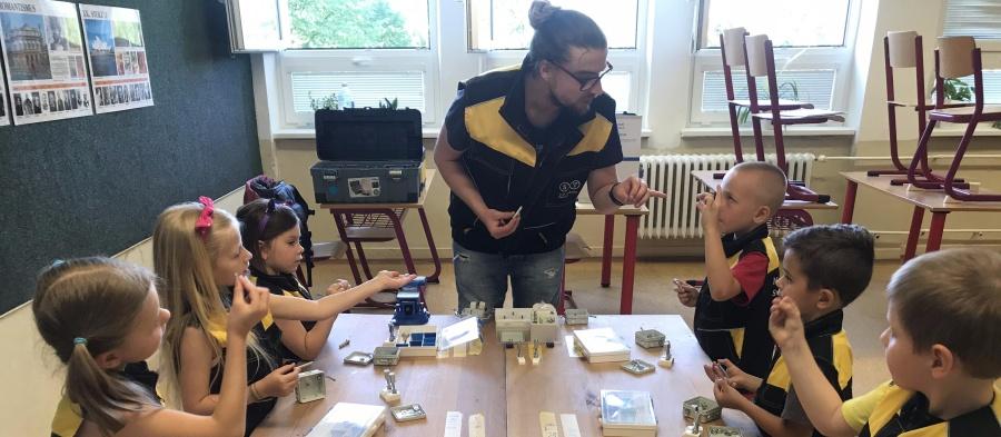 Spolupráce nastrategickém plánování předškolního vzdělávání