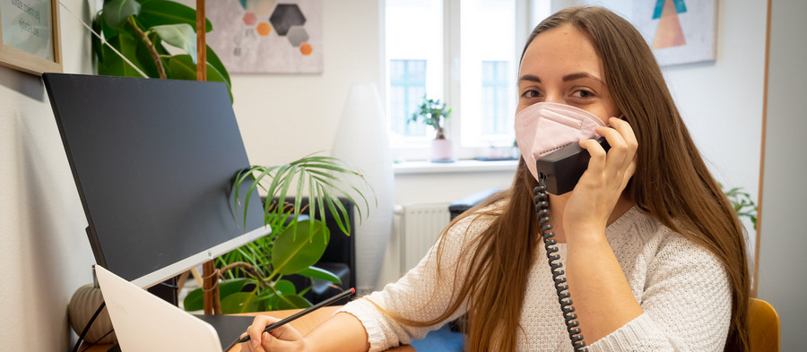 Studenti Ostravské univerzity znovu pomáhají ipo telefonu