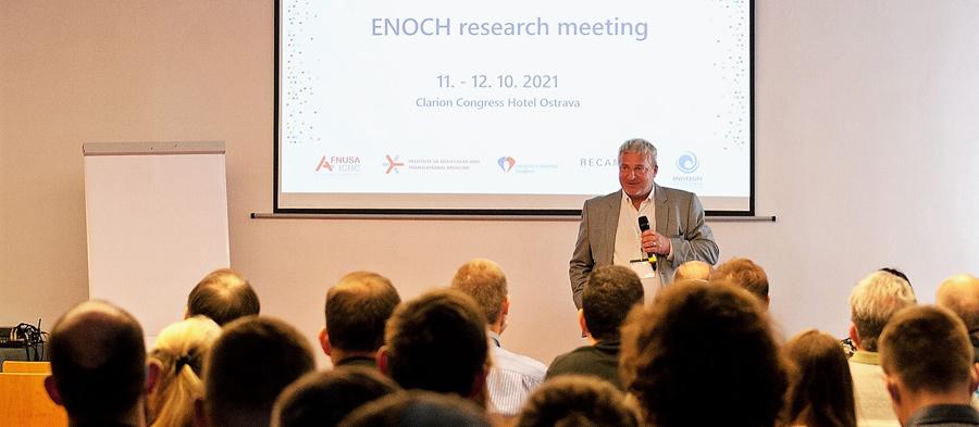 Setkání vědců avýzkumníků vOstravě
